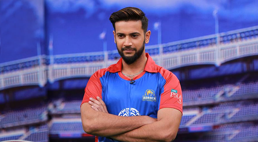 Karachi Kings Imad Wasim