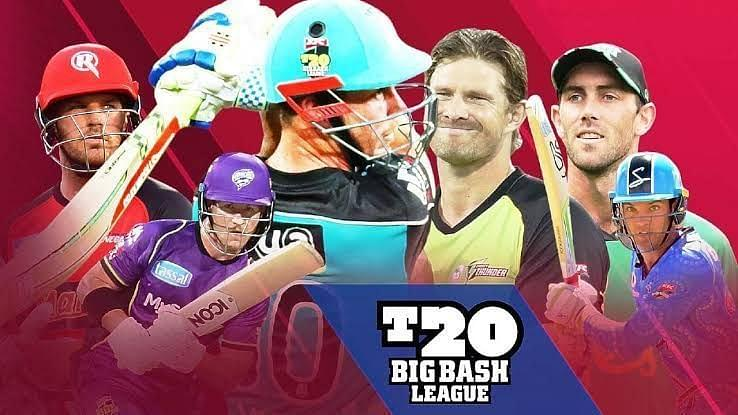 BBL Big Bash League T20