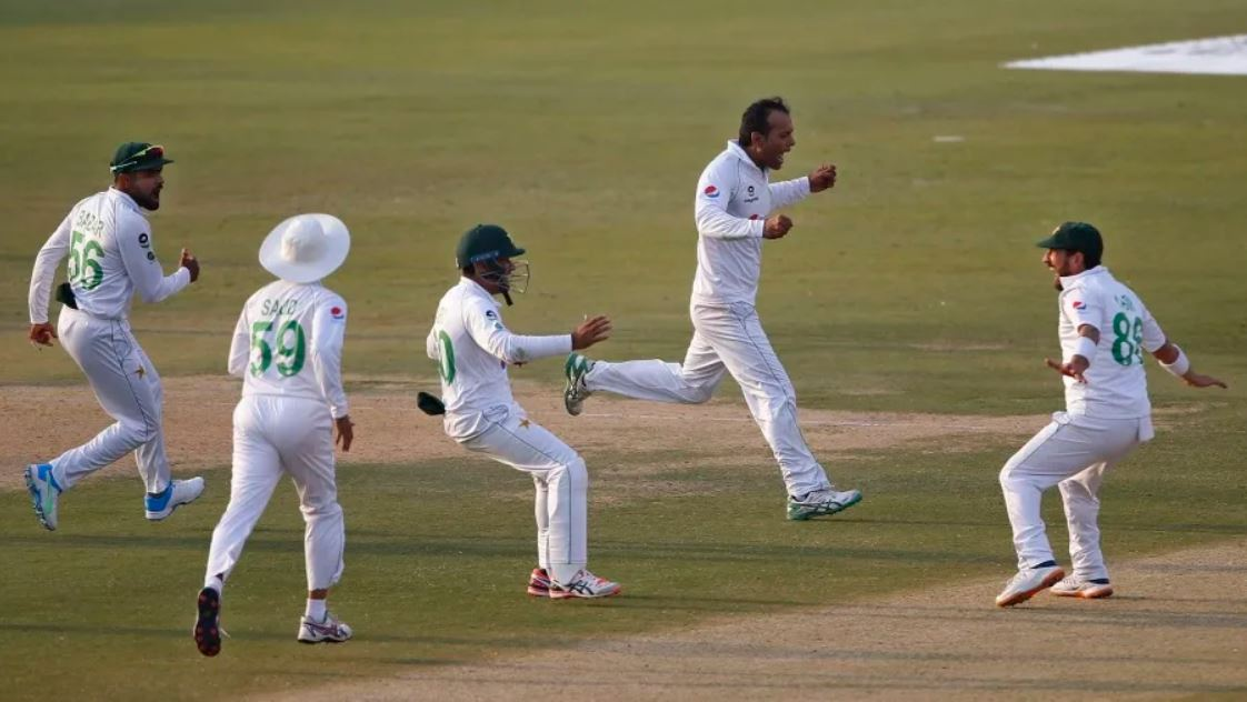 A Low Target To Win The Match, Nauman's Five-for In His First Test