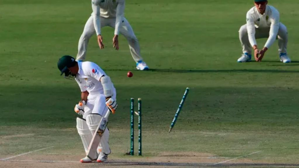 Pakistan Resumed 1st Innings on Day 2 Against South Africa 1st Test Match