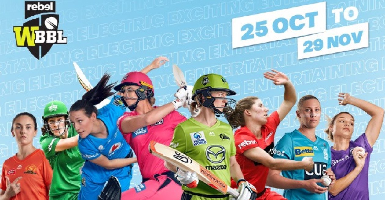 WBBL Women Big Bash League T20