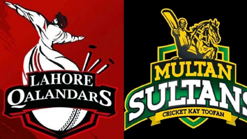 Lahore Qalandars Multan Sultans PSL 6 Highlights