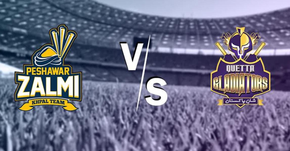 Peshawar Zalmi vs. Quetta Gladiators Match 8 – Highlights PSL 6 2021